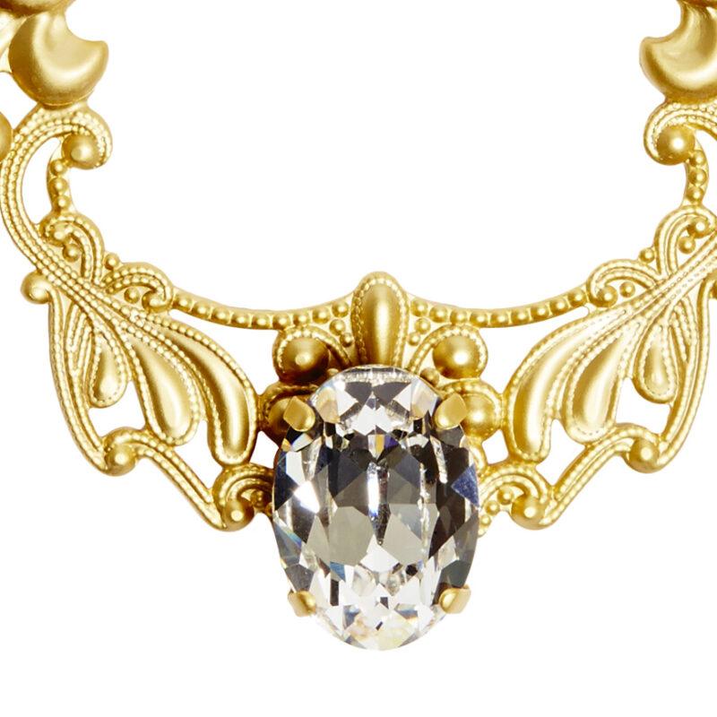 Bice gold crystal