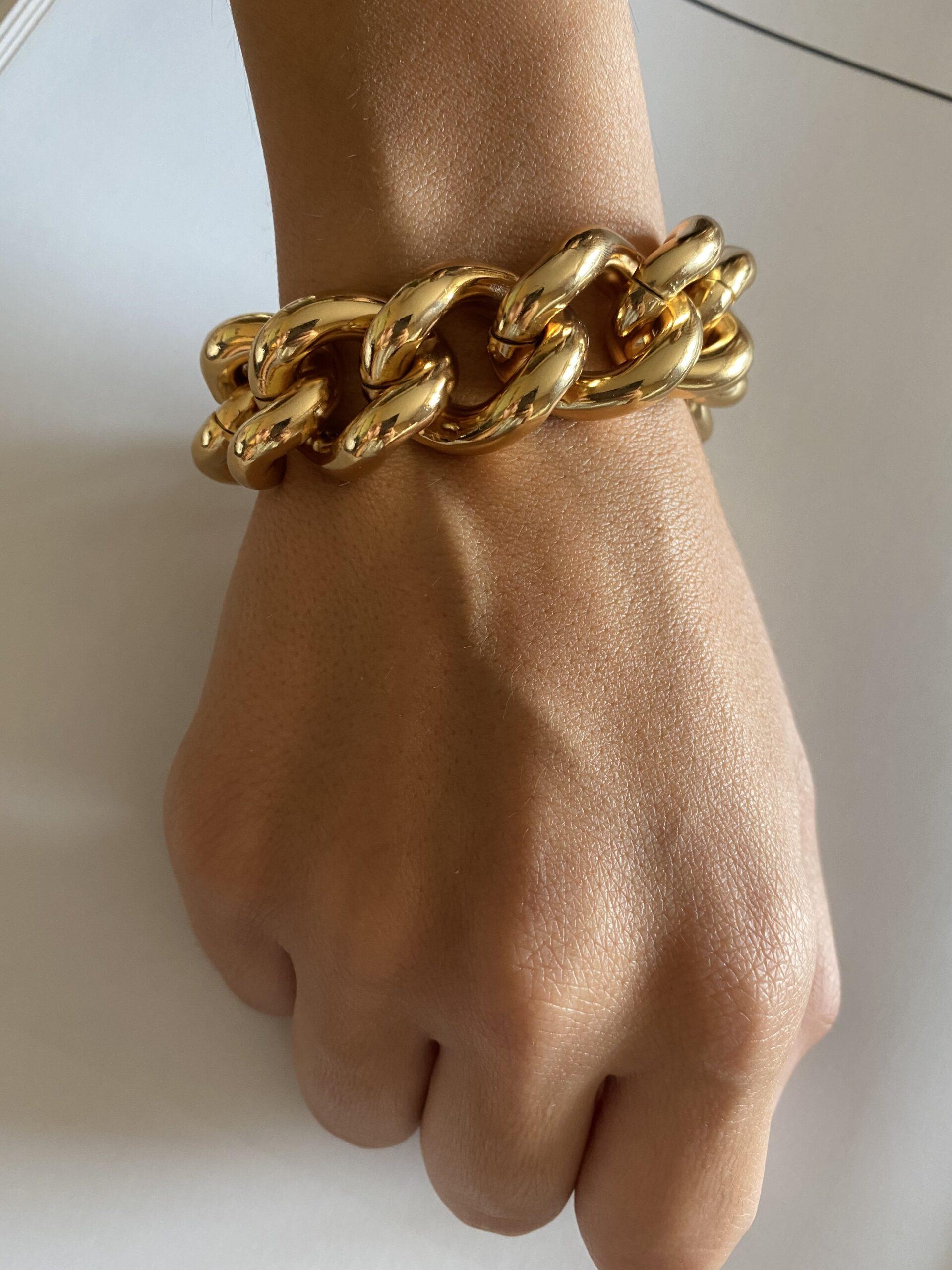 EMMA GOLD BRACELET
