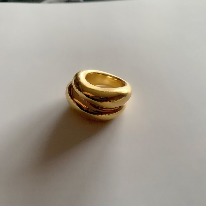PAOLA GOLD RING