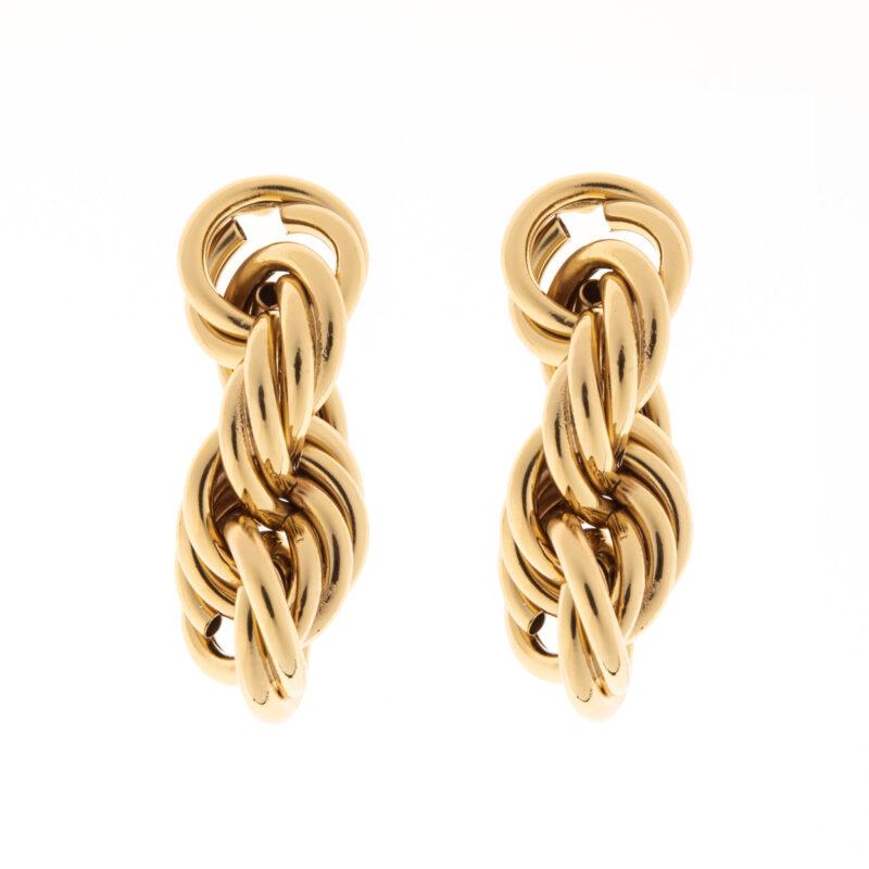 LINDA GOLD EARRINGS
